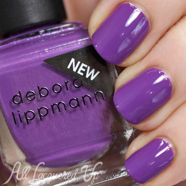 Nail Polish Swatch Book: 17 Best Images About Deborah Lippmann Polish On Pinterest