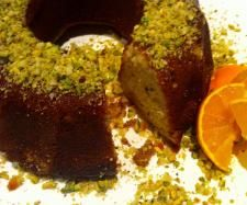 Recipe Macadamia & Pistachio Orange Syrup Cake by Nico Moretti - Recipe of category Baking - sweet