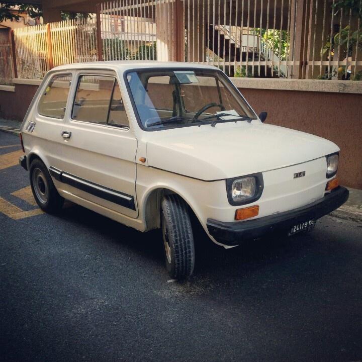 FIAT 126 PERSONAL4