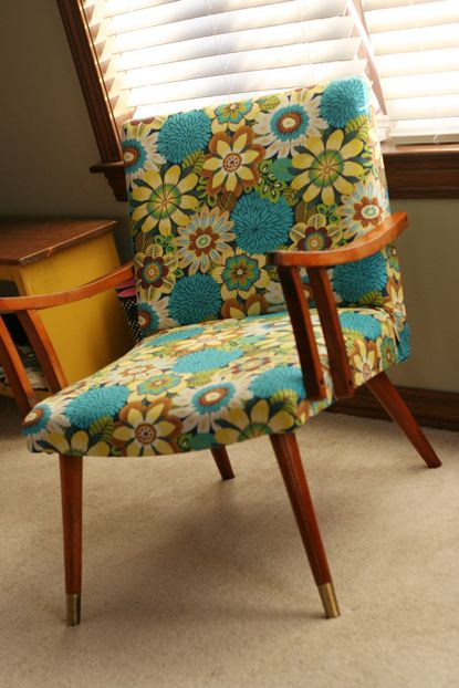 Vintage ChairMakeover
