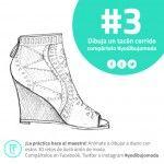 Reto de 28 días: yo dibujo moda - Laura Páez