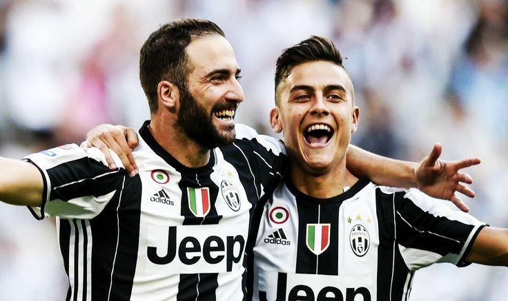 Per quest'anno alla Juve i gol si fanno a ritmo di tango Vamooosss #finoallafine