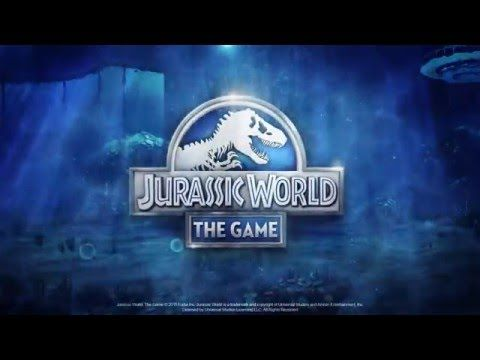 Jurassic World™: The Game - Android Apps on Google Play