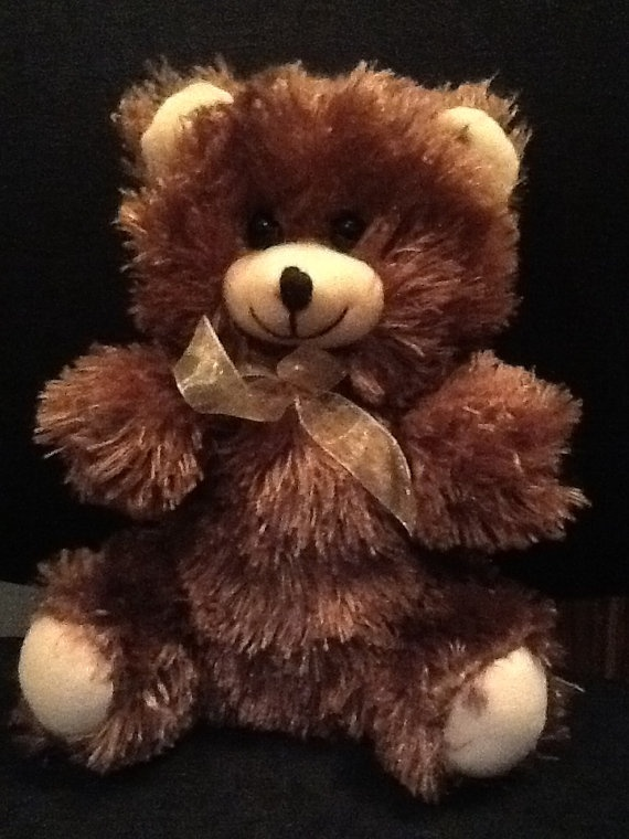 10 Heated or Cold Teddy Bear by CreationsfromKatie on Etsy, $14.00