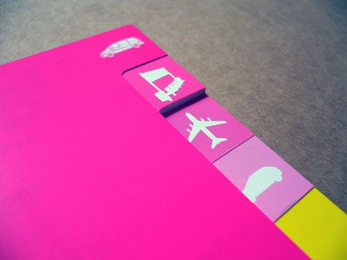 Showcase of Creatively Designed Brochures