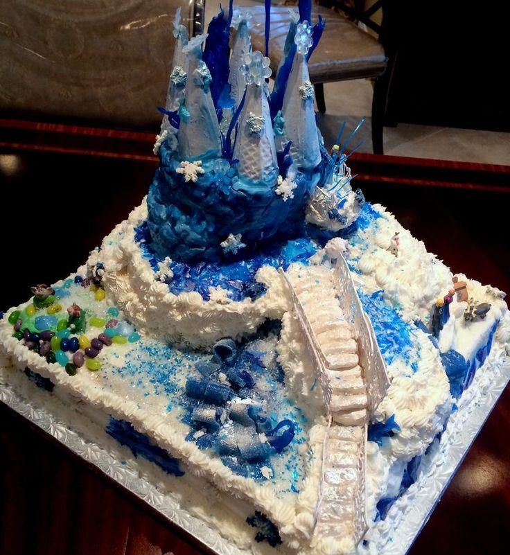 36 best Heidi cakes images on Pinterest Frozen party Disney