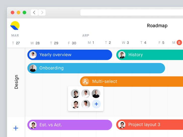 Roadmap is a project planning and team scheduling app that we built to scratch our own itch (Google sheets just didn't do the work anymore). After sharing our schedules with our friends at other co...