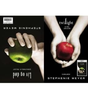 10 stars out of 10 for Twilight - Liv og død by Stephenie Meyer #boganmeldelse #bookreview #books #bookish #booklove #bookeater #bogsnak Read more reviews at http://www.bookeater.dk