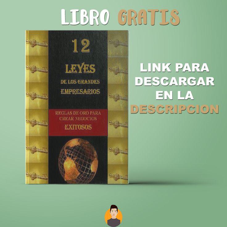12 Leyes de los grandes empresarios; de Mauricio Chaves. #libros #empresas #jdao1796