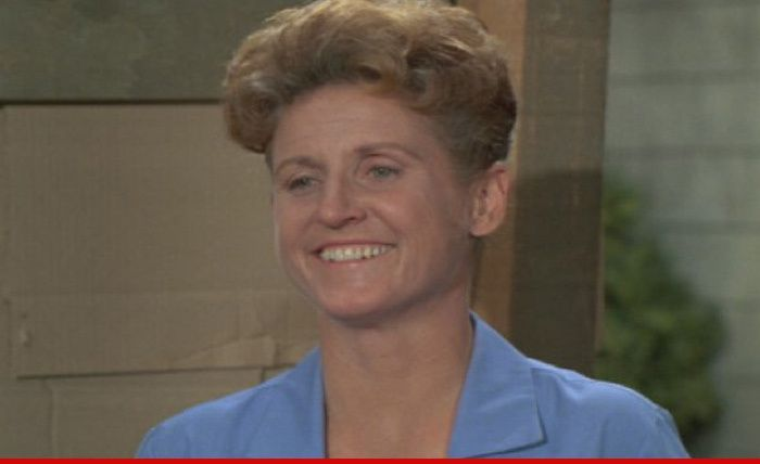 """Ann B. Davis Dead -- Alice from 'The Brady Bunch' Dies at 88. I'll always remember her best as Schultzy from the Bob Cummings Show, """"Love That Bob."""""""