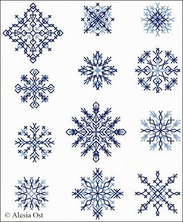 Free cross-stitch patterns, snowflake,  winter, Christmas, cross-stitch, back stitch, cross-stitch scheme, free pattern, x-stitchmagic.blogspot.it, вышивка крестиком, бесплатная схема, punto croce, schemi punto croce gratis, DMC, blocks, symbols