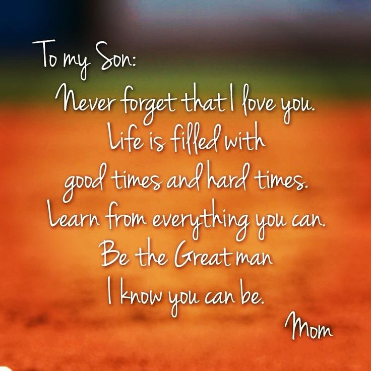 Quotes About Your Son: 25+ Best Ideas About Love My Son On Pinterest