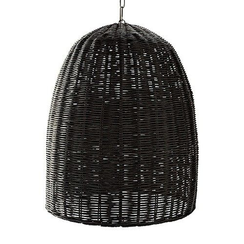 127 Best Images About Rattan Wicker Pendant Lights On