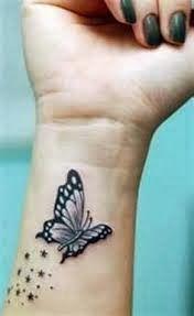 Afbeeldingsresultaat voor vlinder tattoo