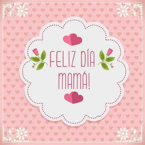 Descarga gratis esta hermosa tarjeta para el dia de la madre