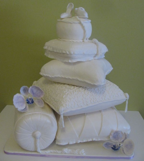 Fancy Wedding Cakes - Gallery