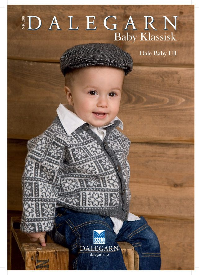 DG208 Baby Klassisk – Dale Garn