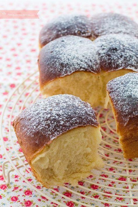 Receta paso a paso para hacer brioche, un pan dulce ideal para el desayuno. Se trata de una receta fácil aunque laboriosa. Descúbrela en Pequereceas.