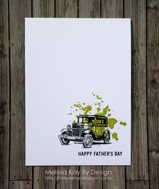 MELISSA KAY BY DESIGN - FATHER'S DAY, MASCULINE, STAMPIN' UP! , GUY GREETINGS