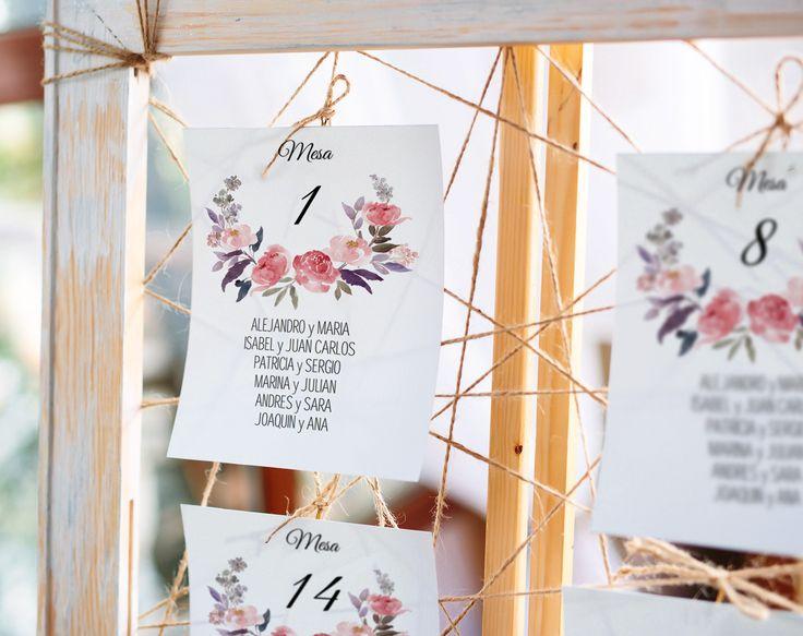 Las 25 mejores ideas sobre plano de asientos de boda en - Plantillas de decoracion ...