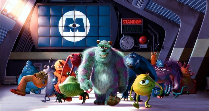 Grand jeu - Monstres et compagnie : Voici un nouveau grand jeu tiré du dessin animé « Monstres et Compagnie » ! Apprenez à vos enfants à devenir de vrais petits monstres :D