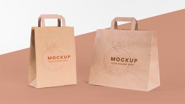 Download Pin By Dreamstudio Eg On Freepik In 2021 Paper Shopping Bag Freepik Vector Free