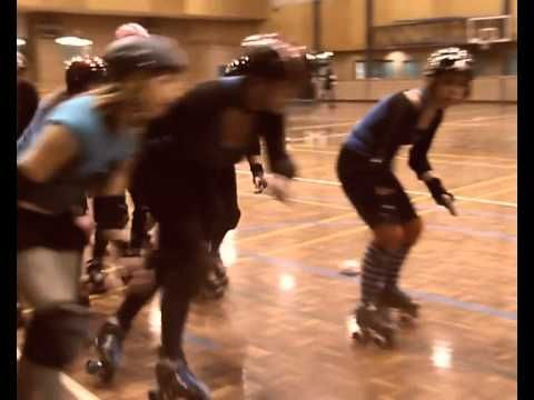 """Blue Mountains Roller Derby League - Get Along Just Fine. Support our team """"The Free Sisters"""""""