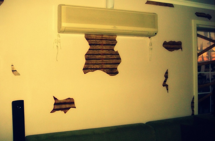 1000 images about items walls on pinterest wall for Diy haunted house walls