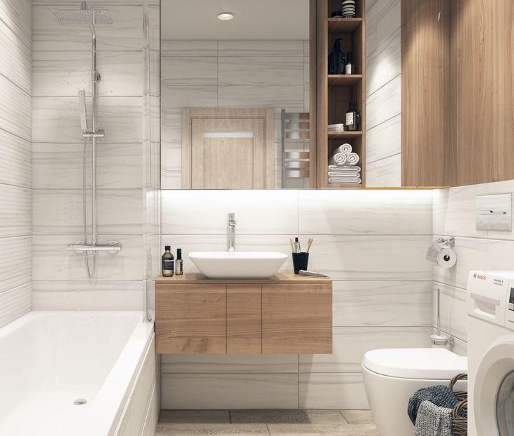 Bright bathroom - https://interiordesign.io/bright-bathroom/