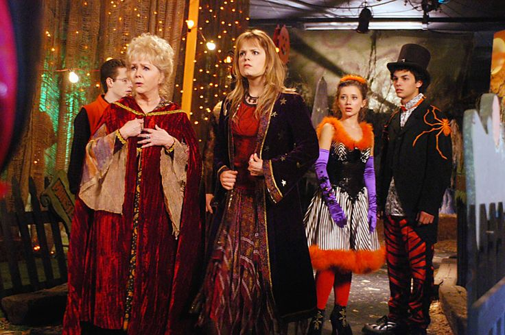 "I voted Halloweentown High! ""Which Disney Channel Halloween Movie Is Your Favorite?"""