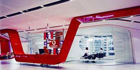 Vodafone by pmdl architecture design p l vodafone s new for Experiential design sydney