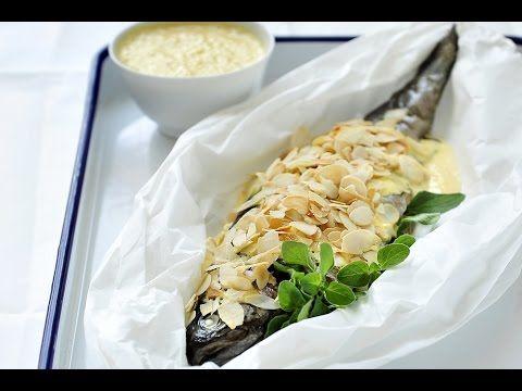 Recept 'Forel in de oven met witbier en geroosterde amandelschilfers' | njam!