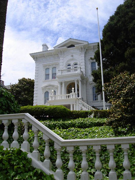 If you're coming to San Francisco, consider the Victorian Home Walk