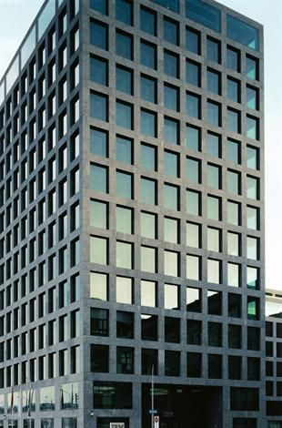 Max Dudler — IBM Headquarter, Zürich-Altstetten