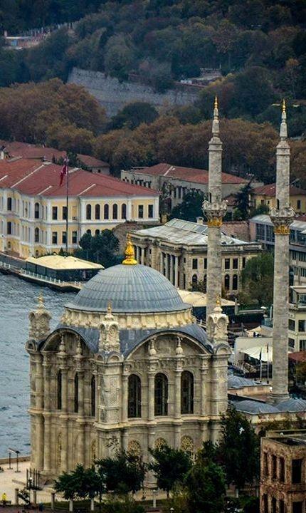 Ortaköy Mosque - Istanbul, Turkey   By Yaşar Koç