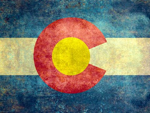 Check out 'Colorado State Flag' by Bruce Stanfield on TurningArt