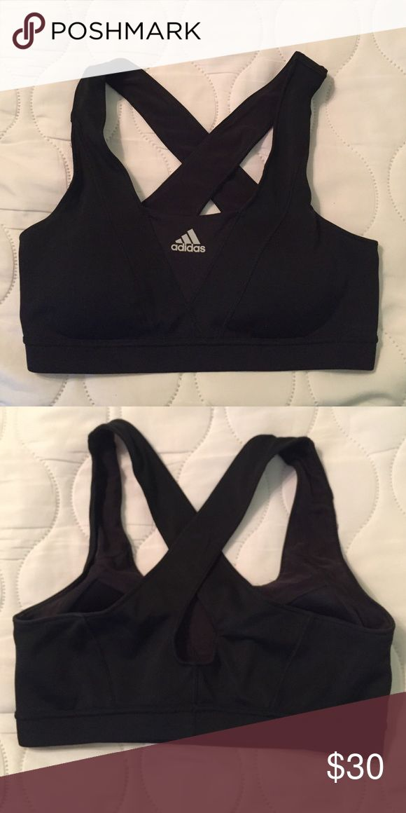 Adidas Supernova sports bra NWOT so in great condition. Adidas Intimates & Sleepwear Bras