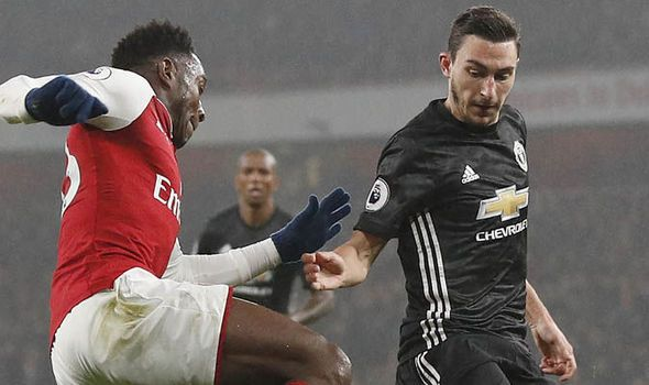 Man Utd news: Rio Ferdinand criticises Danny Welbeck for decision in Arsenal game    via Arsenal FC - Latest news gossip and videos http://ift.tt/2iFygEs  Arsenal FC - Latest news gossip and videos IFTTT