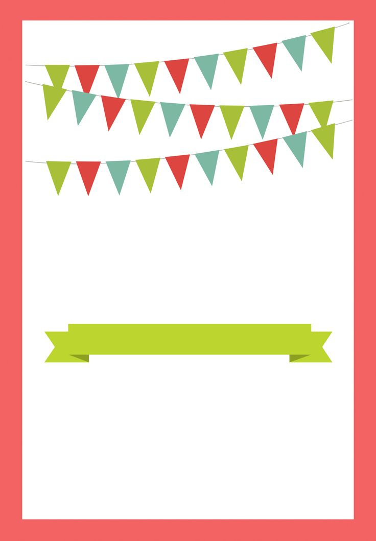 red pennants free printable bbq party invitation template greetings island manualidades pinterest party invitations invitations and party