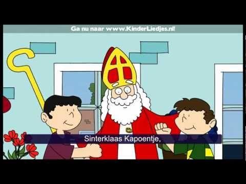 Sinterklaas kapoentje - Sinterklaasliedjes van vroeger.