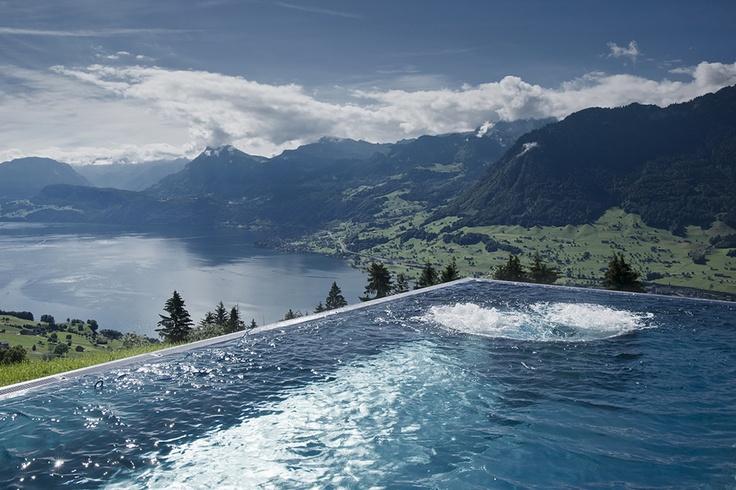 Hotel Villa Honegg In Ennetburgen Schweiz