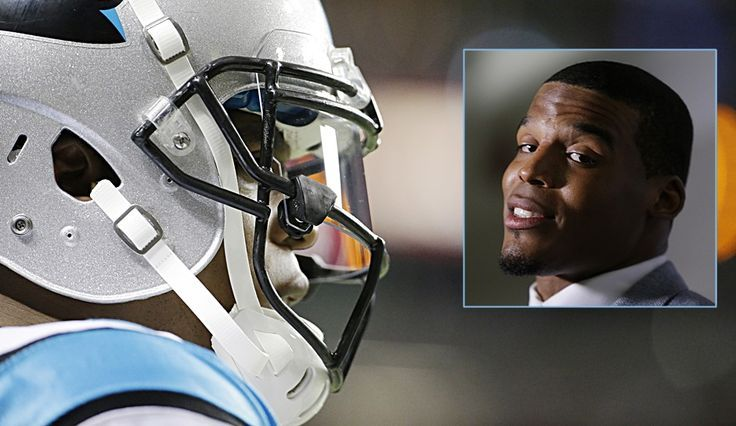 Cam Newton Baby — Carolina Panthers Quarterback And Girlfriend Announce Birth Of Son