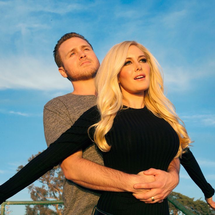 In the mid-2000s, Heidi Montag and Spencer Pratt gained widespread notoriety by playing the villains on 'The Hills.' After spending five months with the two, we quickly learned their love was never mere tabloid fodder.