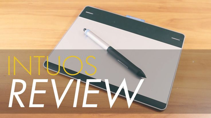 Wacom Intuos Pen and Touch Review! (2013 CTH480)