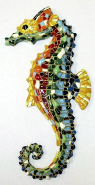 Sea Horse by Barcino Designs