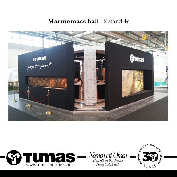Marmomacc Hall 12 Stand 4C