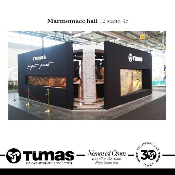 Marmomacc Hall 12 Stand 4C