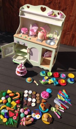 Early Learning Centre Wooden Country Kitchen Nice Things