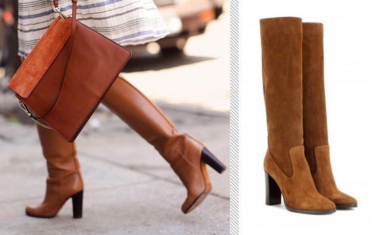 Grau oder Schwarz? Falsch! Cognacfarbene Stiefel sind der Renner der Saison. Wir haben die schönsten Winterstiefel für dich zum Shoppen!