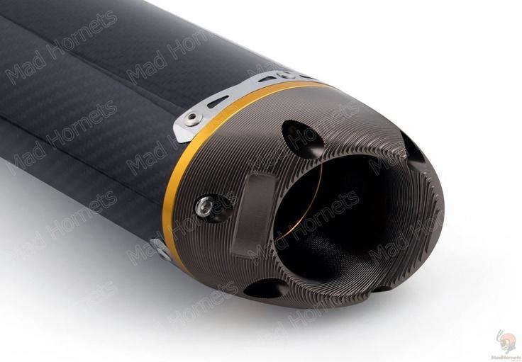 Mad Hornets - Exhaust Muffler Silencer CARBON FIBER Slip-On Suzuki GSXR 1000 (2007-2008) K7, $329.99 (http://www.madhornets.com/exhaust-muffler-silencer-carbon-fiber-slip-on-suzuki-gsxr-1000-2007-2008-k7/)